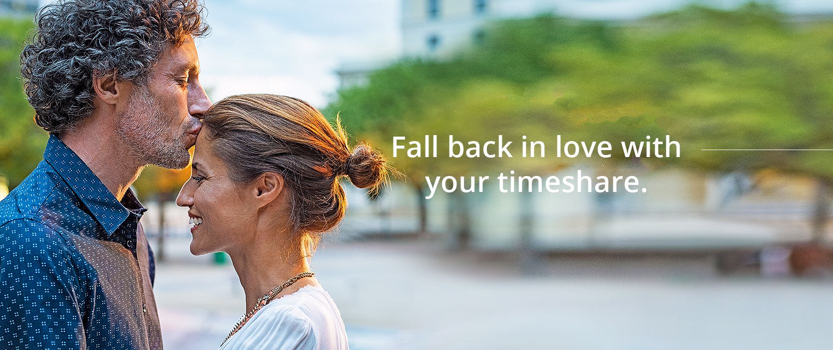 Fall back in love with your timeshare