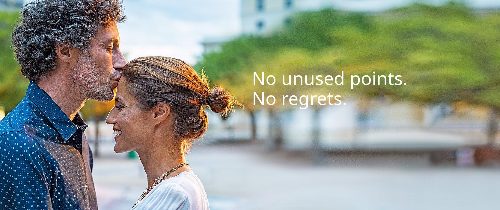 No unused points. No regrets.